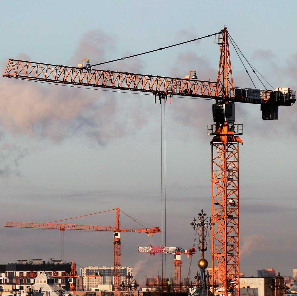 Стройка века строительство