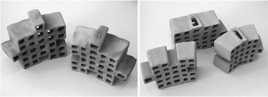 3D-печать при производстве кирпичей Polybrick