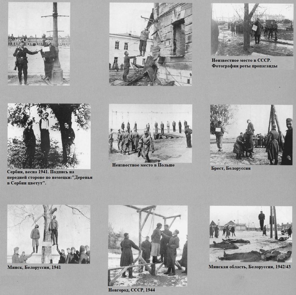 Преступления Вермахта и СС в глазах немцев сегодня