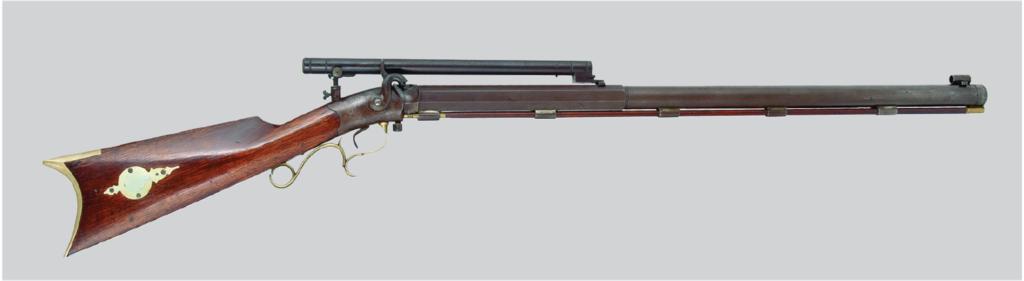 Снайперская винтовка Тидда