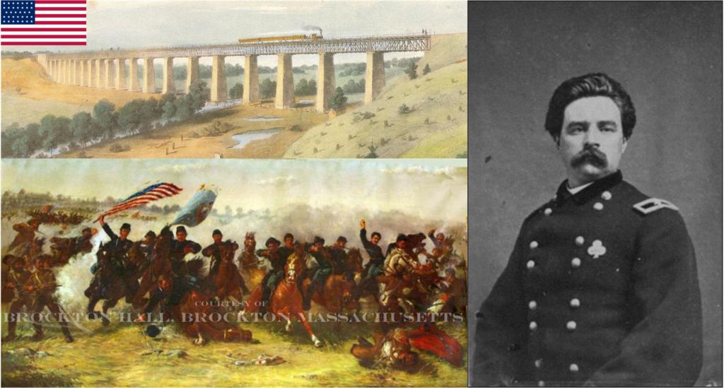 Битва у Высокого моста и генерал Томас Смит