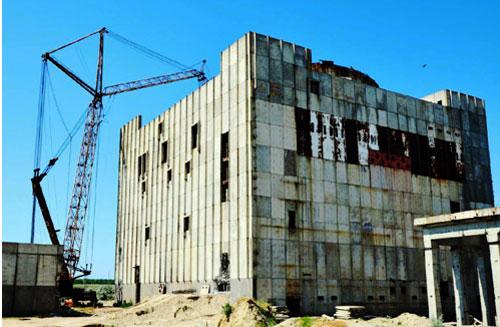 Энергоблок Крымской АЭС