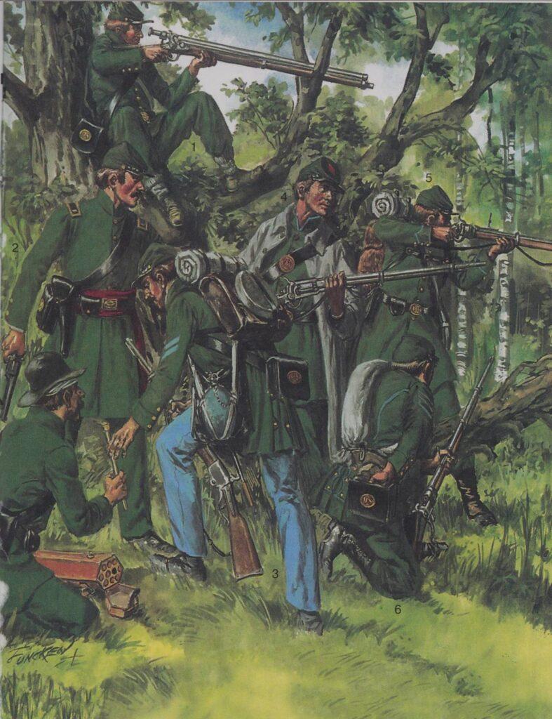 «Снайперы Бердана»