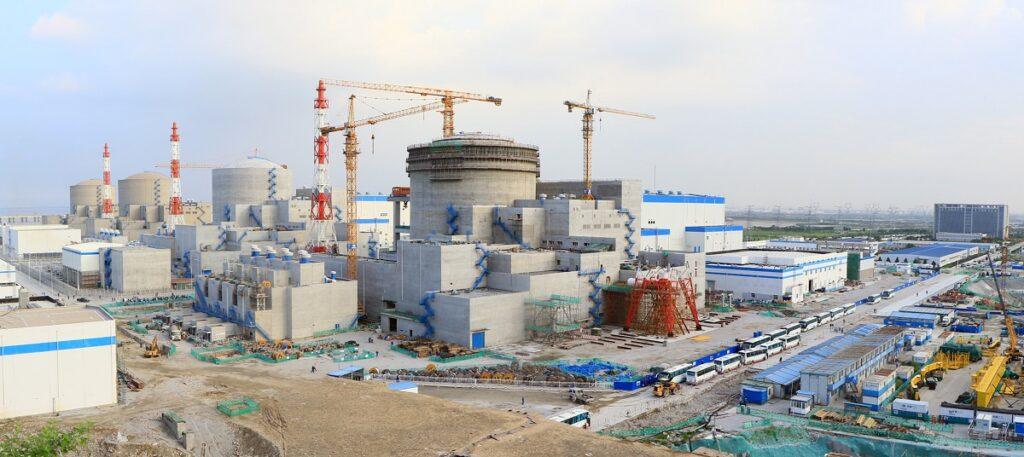 Стройка АЭС