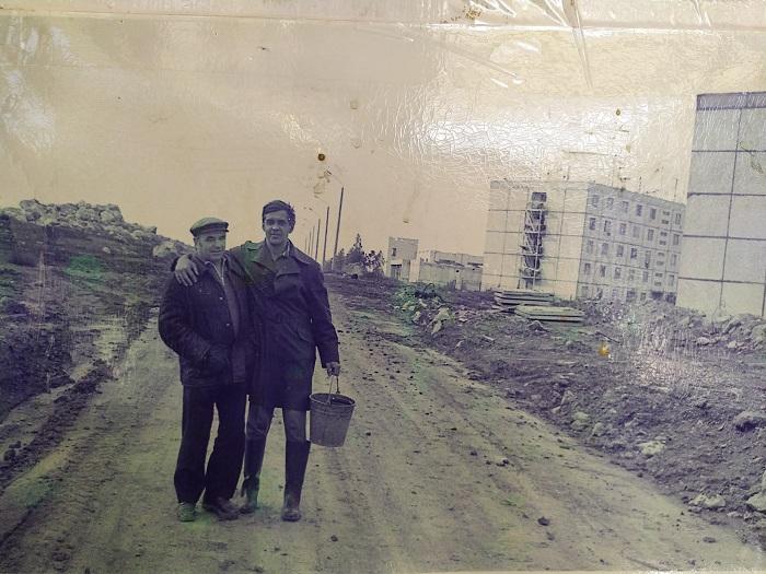 Строители Крымской АЭС